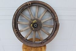 1925-1926 Chevrolet Wood Spoke Front Wheel And Tire Rim