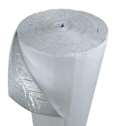 4ft X 250ft White Double Bubble Reflective Foil Insulation Thermal Barrier R8