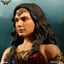 Mezco Wonder Woman Movie One12 Collective 6 Action Figure Brand New In Stock