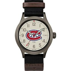 Timex Montreal Canadiens Clutch Watch