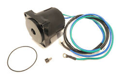 Trim Motor With O-ring Terminal Ends For Yamaha 67h-43880-01-00 F115 Lf115