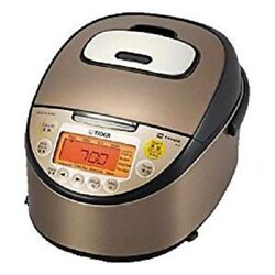 Tiger Jkt-w18w Ih Rice Cooker 1.8l 10cup 220v Shipping With Tracking Number New