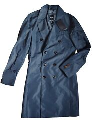 Todd Snyder New York Trench Coat Jacket Size S New With Tags Genuine