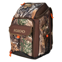 REALTREE GIZMO BACKPACK REALTREE Igloo Insulated Cooler