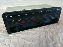 JDM RARE HONDA CIVIC 92-95 EG9 OEM BLACK AC MANUAL CLIMATE CONTROL