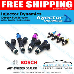Injector Dynamics Id1050x Fuel Injectors For Ford Mustang Gt 97-04