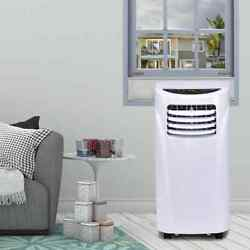 10000 BTU Portable AC Air Conditioner Cooling Dehumidifier Window Kit 2 Speed