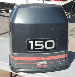 Engine Cowling / Housing / Cover For Johnson 150 Hp Outboard