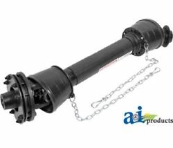 Cs42516 Rotary Tiller Driveline With Friction Disc Clutch, Size 4