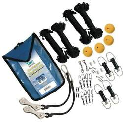 Taco Premium Double Rigging Kit For 2 Rigs On 2 Poles Rk-0002pb