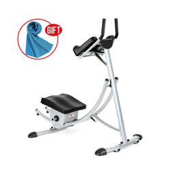 Ab Abdominal Coaster Max Exercise 6 Abs Muscle Building Machine As Seen on TV