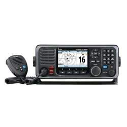 Icom M605 Fixed-mount 25w Vhf With Color Display And Rear M605 11