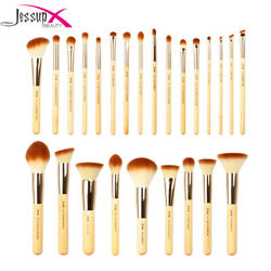 Jessup Makeup Brushes Set Powder Foundation Brush Blending Tools Cosmetic Kit US $26.63
