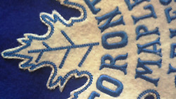 Stall And Dean Toronto Maple Leafs Nhl Throwback Varsity Jacket Nwot Xl