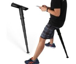 Most Compact Foldable Seat  Portable and Adjustable Sit