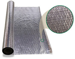 1000 Sqft Diamond Radiant Barrier Solar Attic Foil Reflective Insulation 2x500