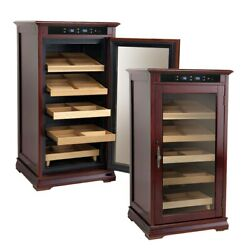 Prestige Import Group Redford Luxury Cabinet Humidor Climate Controlled