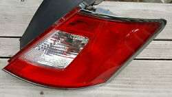 2010-2014 Ford Taurus Right Passenger Outer Tail Light Backup Lamp OEM