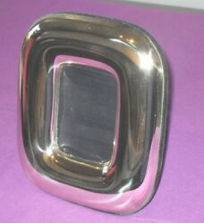 Huge Silver Content Year 2000 Sterling Silver Hallmarked Photo Picture Frame