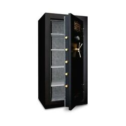 Guns Safe Storage Securely Vault Electronic Lock 42 Firearms Prevent Thief Fire
