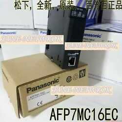 New Afp7mc16ec Fp7 Series 16-axis Positioning Ethercat By Dhl With Warranty