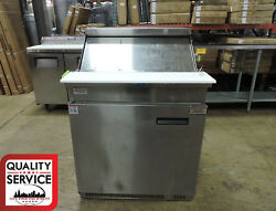 Randell 9412-32-7 Commercial Refrigerated Food Prep Table