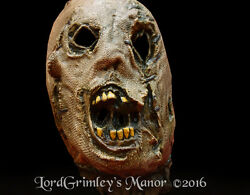 Distortions Unlimited Collection Scarecrow Halloween Mask Horror Undead Classic
