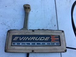 Boat Evinrude Merc controls Outboard Motor Johnson Handle Controller Boat Cables