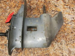 Johnson Evinrude Outboard 20 25 30 35 35 Hp Gearcase Complete 0393423 0432636