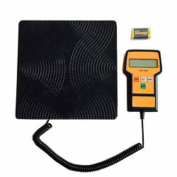 [NEW] Digital Electronic Refrigerant Scale Charging Weight HVAC REFRIGERATION 70