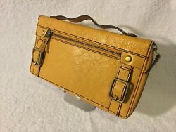 Fossil organizador full Leather brand new..