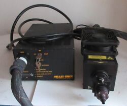 Melles Griot 35-ima-415-12 Ion Laser With Matching 175b-120b Power Supply