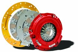 Mcleod Rxt 1200 Twin Disc Clutch Kit 6932-25hd For 2011-2017 Ford Mustang 5.0l