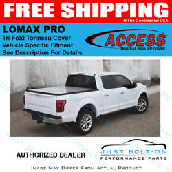Access Lomax Pro Tri-fold Cover 2004-2020 F-150 6ft 6in Excl Heritage B0010029