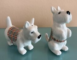 West Highland Terrier Salt and Pepper Shakers