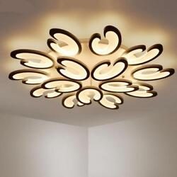 Ceiling Lamp Led Light Ultra-thin Acrylic Flush Mount Home Decorations Fixtures