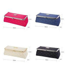 Women Small Cosmetic Bags Professional Fashion Travel Makeup Organizer Pouches
