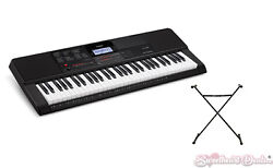Casio Ct-x700 61-note Portable Digital Keyboard With Free Stand