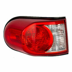 Fits For 2007 - 2011 Toyota FJ Cruiser Tail Light Right Passenger Side
