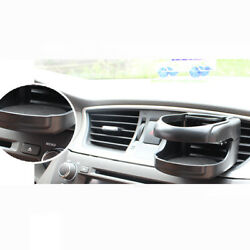 1x SUV Car Air Vent Outlet Mount Water Coffee Milk Cups Bottle ABS Holder Clip