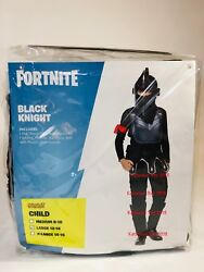 Fortnite Black Knight Halloween Costume Kids Large 12-14 Xlarge 14-16 Sold Out