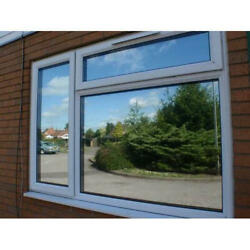 One Way Mirror Film With Nightime Vision 5 Vlt 30 Wide 30 X 50ft Privacy
