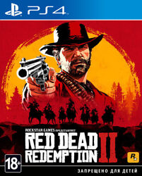 New Red Dead Redemption 2 Ps4, 2018 English,russian,ger,spa,ita,fre,pol,por