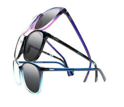 Fashion Transition Photochromic Spring Hinges Myopia Glasses Nearsighted Shade