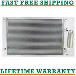 A/c Ac Condenser For Saab Fits 9-3 9-3x 3635