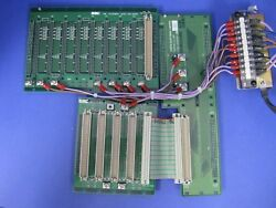 Tel Tokyo Electron Bus Rack Back Board/card Set For Waves Controller, Used
