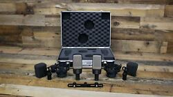 B-Stock AKG C314 Studio Condenser Microphone Matched Stereo Set (Pair)