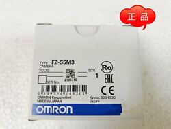 1pc New Industrial Camera Fz-s5m3 By Fedex Or Dhl