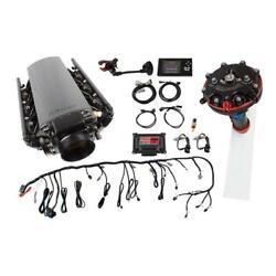 Fitech Fuel Injection System 74004 Ultimate Ls, Hy-fuel In-tank Pump Kit For Ls
