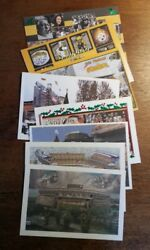 Very Nice Lot 30 Pittsburgh Steelers Team Issued Christmas Cards - 1971 To 2012
